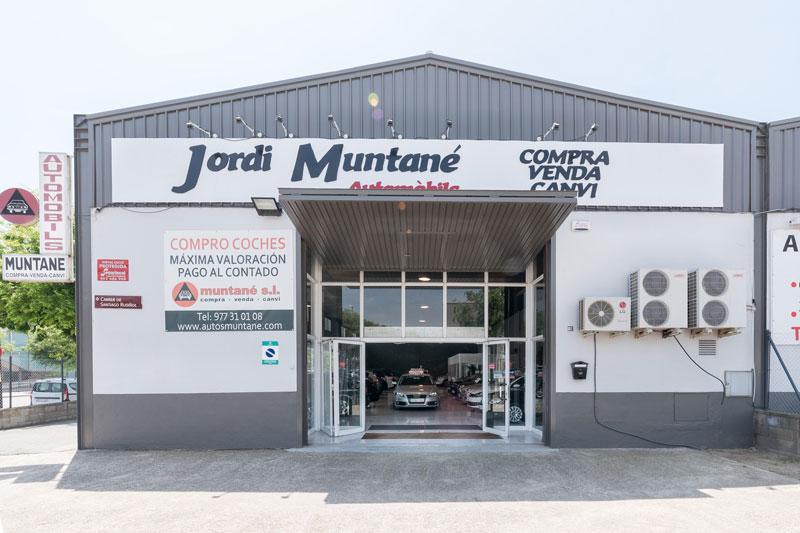 32e9b2057 Automòbils Muntané - Vehículos de ocasión en Reus (Tarragona)
